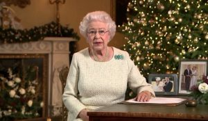 Queen's Christmas message includes horrors of jihad terror attacks in London and Manchester