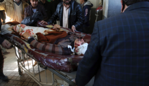 """Afghanistan: Sunnis murder 41 people in jihad suicide bombing on """"apostate"""" Shia mosque"""