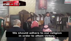 "Gaza video: Elementary school student calls for liberation of Jerusalem from ""the plundering Jews"""