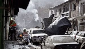 Afghanistan: Islamic jihadis murder 63, wound 151 with bomb hidden in ambulance