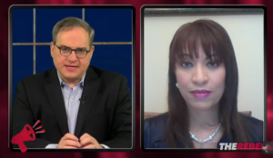 Video: Christine Douglass-Williams on Rebel Media on being fired for writing for Jihad Watch