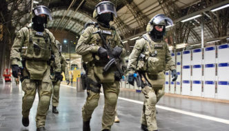 Elite German anti-terror unit to grow by a third and move to Berlin