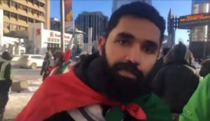 "Canada: Iranian pro-freedom protesters praise Trump for standing with Iranian people, say ""shame on Trudeau"""