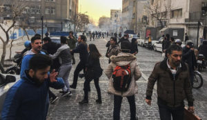 Overall death toll in Iran freedom protests rises to 17