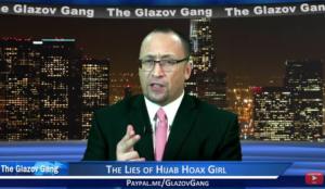 Glazov Moment: The Lies of Hijab Hoax Girl