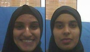 Israel: Two teenage Muslimas charged with joining the Islamic State, plotting New Year's jihad massacre