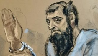 New York City truck jihadi will admit to murdering eight people if he's spared death penalty