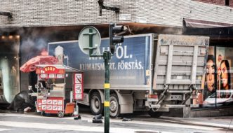 "Sweden: Truck jihadi wanted to ""create fear in the population"" and ""run over unbelievers"""