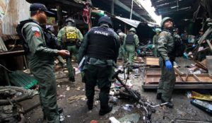Thailand: Muslims murder three and wound 22 with jihad bomb at pork stall
