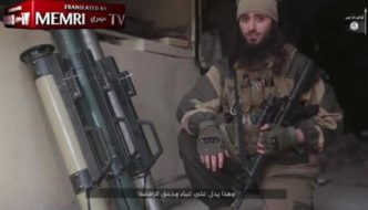 """Islamic State leader who grew up on Jersey Shore: """"Liberate yourself from hellfire by killing a kafir"""""""