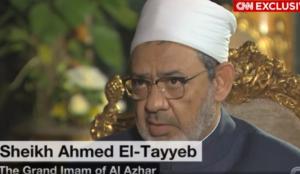 Grand Sheikh of Al Azhar declares that Trump's Jerusalem decision will lead to jihad terror