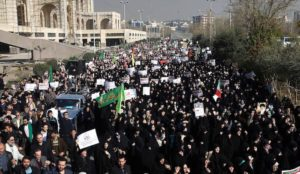 Iran tries to censor coverage of protests by media based abroad