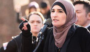 Linda Sarsour renews her jihad against Trump
