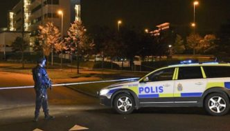Sweden: Police station bombed in heavily Muslim city of Malmö