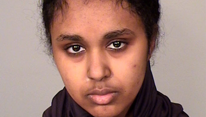 """Minnesota: Muslima sets fires at St. Catherine University, says """"You guys are lucky I don't know how to build a bomb"""""""