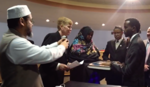 "Minneapolis: Park Board member takes oath on Qur'an, pledges to ""serve all the needs of all the creation of Allah"""