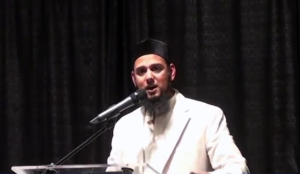 "Video of Canadian Mufti: ""The Canadian government wants to bring Sharia Law and this is not a joke"""