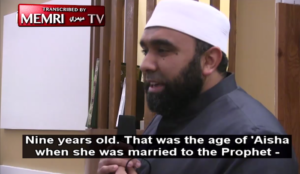Cleveland: Imam admits Muhammad married 9-year-old girl, justifies the marriage