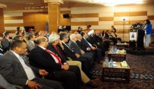 """Syria: Hamas-linked international symposium declares that """"the war on terrorism is a war against Zionism"""""""