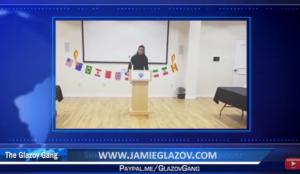 Glazov Gang: Sharia Survivor Schools Islam-Apologist