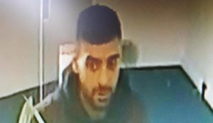 Denmark: Muslim who attacked couple with axe yesterday has robbed a bank today