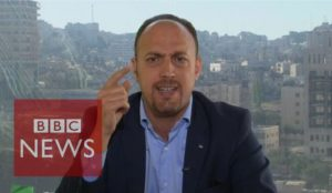 """Palestine's"" Propaganda Man in Washington"