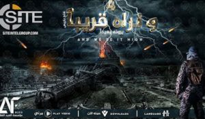 """Islamic State threatens to invade Paris in """"near future,"""" destroy Eiffel Tower"""