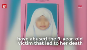 "Malaysia: Muslim who beat his 9-year-old daughter to death would ""recite the Quran during the night"""