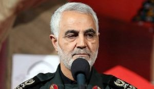 "Head of Iran's al Quds Force threatens to ""wipe out"" Israel"