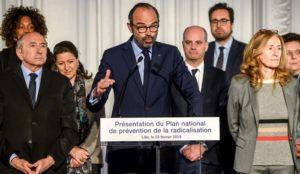 France announces deradicalization programs in schools and prisons