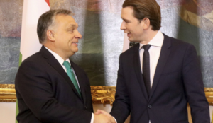 Austria stands with Visegrad group against Muslim migrant influx