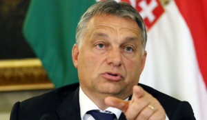 "Orban appeals to ""patriotic alliance"" to fight Soros and save Europe from Islamization"