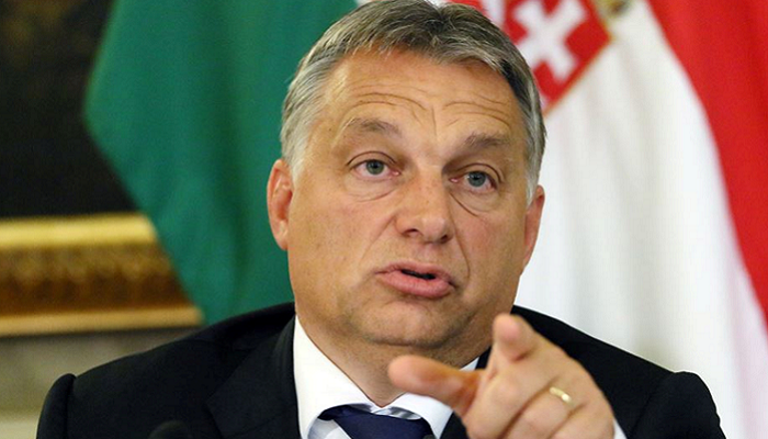 """Orban appeals to """"patriotic alliance"""" to fight Soros and save Europe from Islamization"""