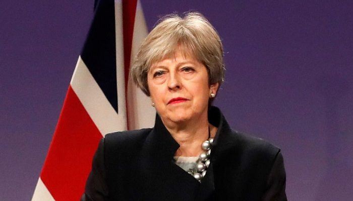 UK: Islamic State affiliate was days away from beheading attack on Theresa May