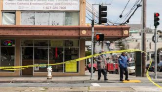 San Francisco: Muslim opens fire on police, one officer and five others injured