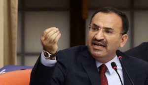"""Turkey's Deputy PM: France """"will become the target of Turkey"""" if it keeps supporting Kurds"""
