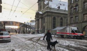 Switzerland: Muslim migrant arrested for bomb threat in church