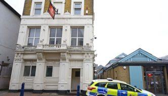 UK: Muslim rams car into crowded nightclub, injuring 13 partygoers