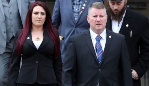 Britain First leader Paul Golding beaten up by inmates in prison days after being jailed