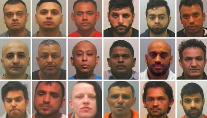UK: Police told victim of Muslim rape gang not to mention the ethnicity of her rapists