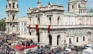 """Italy: Muslim migrant drives car toward church in crowded pedestrian area """"to feel closer to Allah"""""""