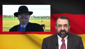 Robert Spencer video: AfD's Arthur Wagner joins the Empire of Fear