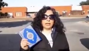 Sharia Canada: Police investigating after ex-Muslim rips Qur'an, puts pages on cars at Islamic center