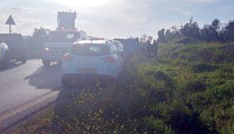 Israel: Muslim murders two, injures three more in vehicular jihad attack