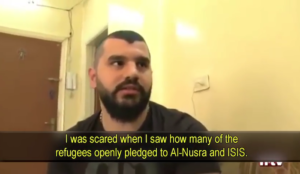 Video: Christian refugee returns to Syria because Europe is flooded with ISIS supporters