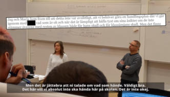 Swedish student suspended for telling the truth about Muslim migrant sex crimes