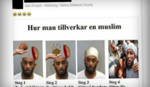 Sweden: Woman faces two years in prison for making jokes about Islam