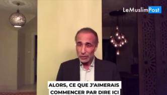 "Video: Tariq Ramadan declares himself victim of a ""media lynching"""
