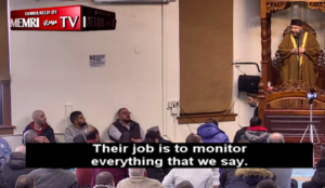 New Jersey imam starts workshop to train imams not get caught on camera praying for genocide of Jews