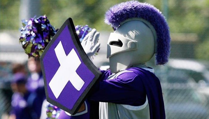 """College of the Holy Cross axes """"Crusader"""" mascot to avoid """"Islamophobia"""""""